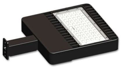 Picture of LED Outdoor Shoebox Area Flood 50MH Equiv 5000K SHOE BOX 24W 5K