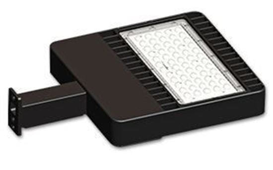 Picture of LED Outdoor Shoebox Area Flood 175MH Equiv 5000K 101W 5K 120-277V 7yr