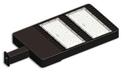 Picture of LED Outdoor Shoebox Area Flood 400MH Equiv 5000K SHOE BOX 200W 5K