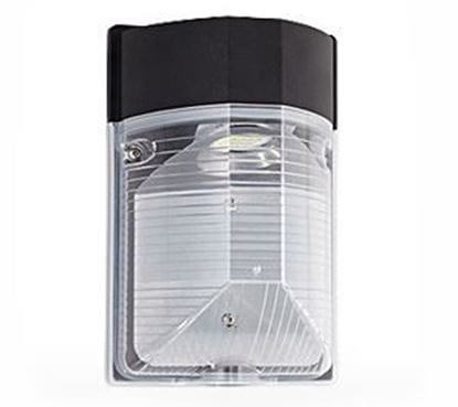 Picture of LED Outdoor Mini Wallpack 50MH Equiv No Photocell 4000K 25W XD3 7YR (EQUIV TO 50MH)