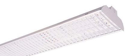 Picture of LED Indoor Highbay Linear 1 X 4 4000K LOUVERED HIBAY 88W XTREME DUTY 8YR (EQUIV TO 175MH)