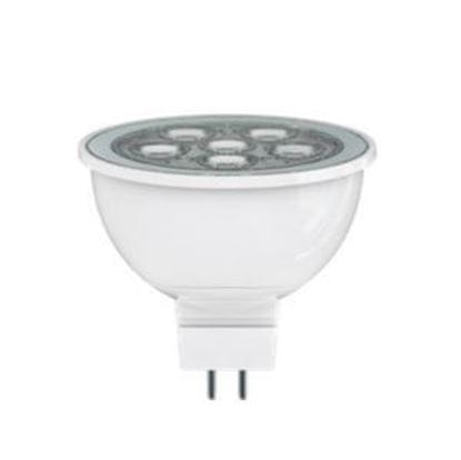 Picture of LED Bulbs MR16 12V 35W Equiv. Flood 3000K 6MR16 30K 38 GU5.3