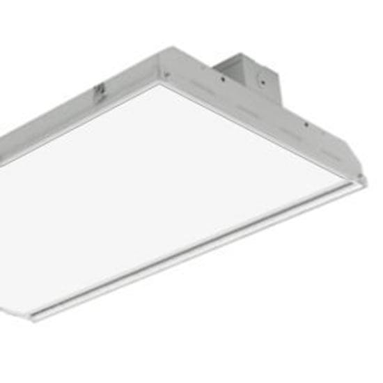 Picture of LED Indoor Highbay Flat 700MH Equiv. Fixture 1.5'X4' 321W 5000K 5YR