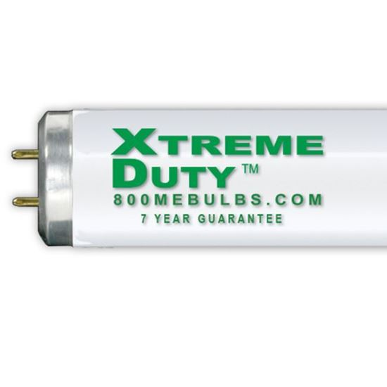 Picture of Light Bulbs Fluorescent Tubes Linear T12 Bipin  F40T12 5000K XtraBrite-AW XD4 7YR