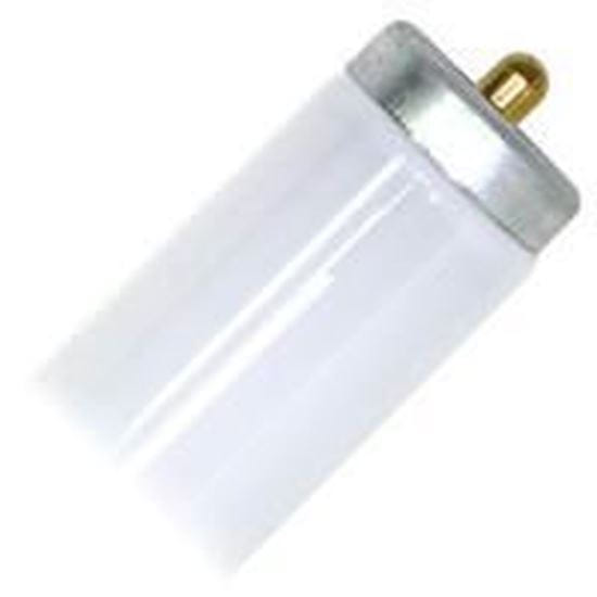 Picture of Light Bulbs Fluorescent Tubes Linear Safety Coated T12 Single Pin F96T12 AWX8550 SG 5YR