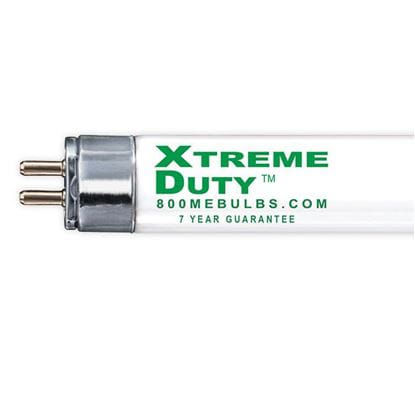 Picture of Light Bulbs Fluorescent Tubes Linear T5HO & T5 Mini Bi-Pin F54T5 HO 5500K VLX9155 7YR (H1S646)