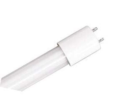 Picture of LED Bulbs Tubes - Replace Fluorescent 2FT T8 Direct Install Glass 5000K SMD2' 9WT8 5K FR PLUG&GO 5YR