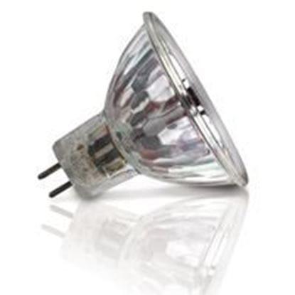 Picture of Light Bulbs Halogens MR16 - 12 Volt Glass Face 50 Flood 36° Kolor Korrect Q50MR16 DL SS 12ML