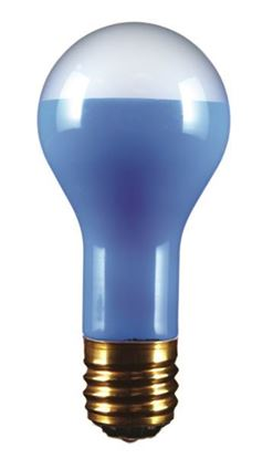Picture of Light Bulbs Incandescents Funeral Home 3-Way Lamps 100 200 300W Replacement Blue Neck 3-Contact Mogul 300PS25 3MG 12MW
