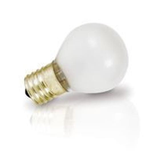 Picture of Light Bulbs Incandescents S11 7.5W White medium 7 1 2S11 WHT 15MW