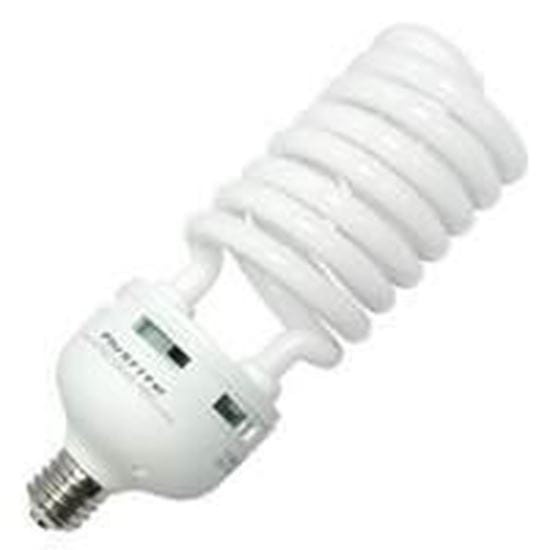 Picture of Light Bulbs Compact Fluorescents Bare Spiral 277 Volt - T5 105 Watts Mogul 5000K 105W MOG TWIST AWX8250 277V
