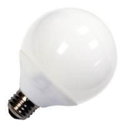 Picture of Light Bulbs Compact Fluorescents Globe Spiral G25 14 Watts medium 2700K 14W HG8227 24M