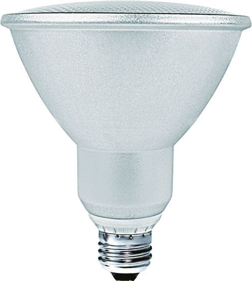 Picture of Light Bulbs Compact Fluorescents PAR Spiral 38 23 Watts Medium 5000K 23W PAR38 AWX8650 24M