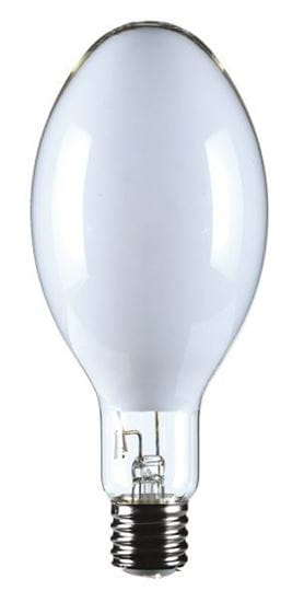Picture of Light Bulbs High Intensity Discharge Mercury Vapor 400W Base: Mogul FROST H33GL400 DX 60M
