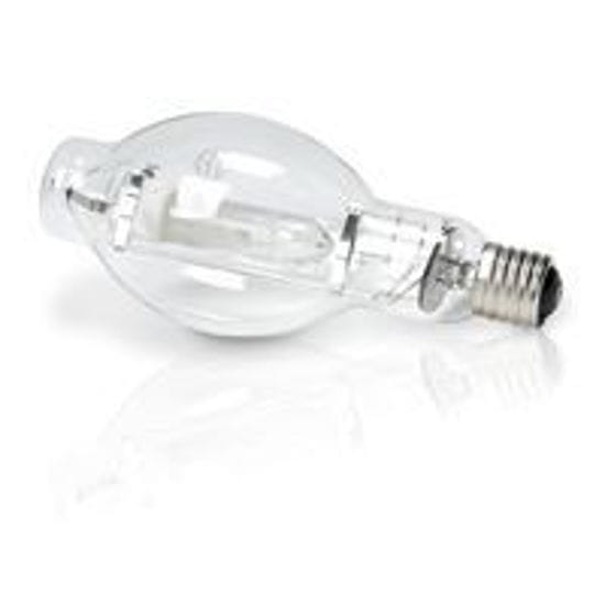 Picture of Light Bulbs High Intensity Discharge Metal Halide Pulse Start 400W Mogul - O CLEAR Base UP Only Burn Position M131 M155 400 BU PS 50M (MPP351)