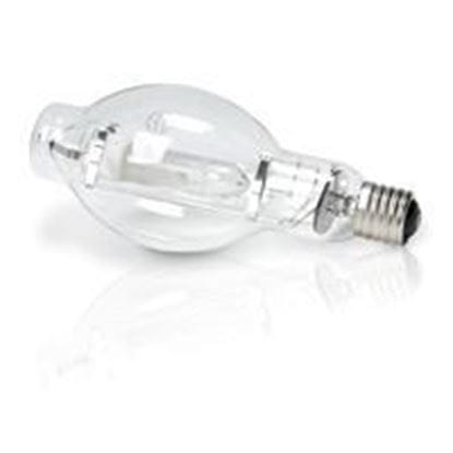 Picture of Light Bulbs High Intensity Discharge Metal Halide - Probe Start 400W Mogul O CLEAR Base UP Only Burn Position M59 BU (OPEN RATED MH) (MSP485)