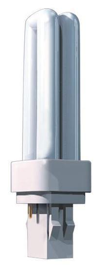 Picture of Light Bulbs Plug-In CFL'S 2-Pin Quad 26 Watts 5000K F26DTT4 AWX8550 36M