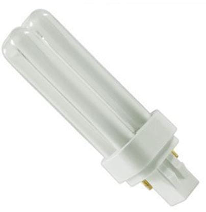 Picture of Light Bulbs Plug-In CFL'S 2-Pin Quad 13 Watts 2700K F13DTT4 HG8527