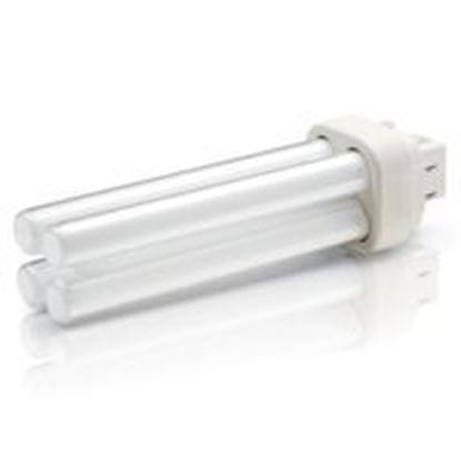 Picture of Light Bulbs Plug-In CFL'S 4-Pin Quad 13 Watts 4100K F13DTT4 E CW8541 4P