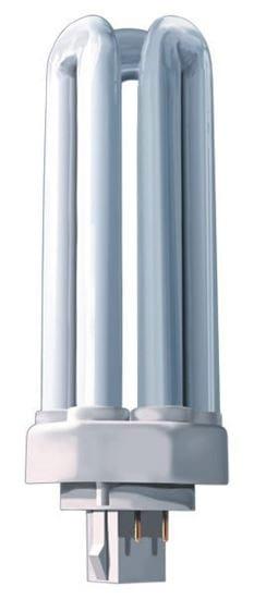 Picture of Light Bulbs Plug-In CFL'S 4-Pin Triple 18 Watts 3500K F18TTT E SR8535 4P