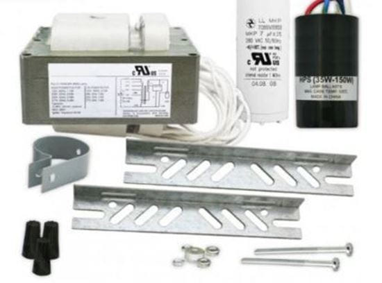 Picture of HID Core-N-Coil High Pressure Sodium 100W HPS QUAD VOLT BALLAST