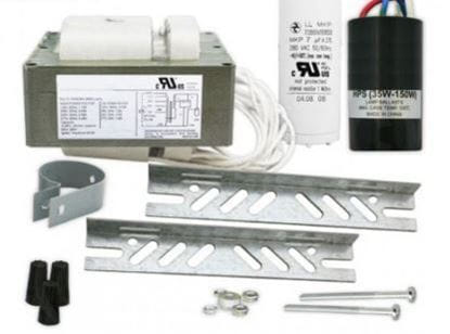 Picture of HID Core-N-Coil High Pressure Sodium 150W HPS QUAD VOLT BALLAST