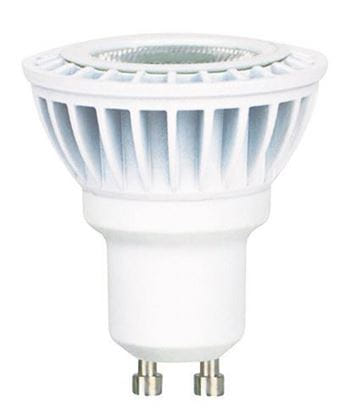 Picture of LED Bulbs MR16 GU10 120V 50W Equiv. Flood 3000K 7MR16 Dimmable XD5 12yr