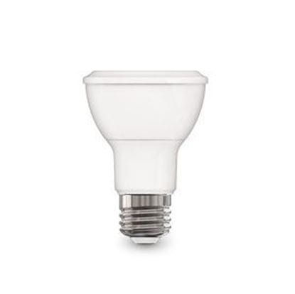 Picture of LED Bulbs PAR Outdoor Indoor Reflector PAR20 Spot (Narrow Flood) 25 Degree 2700K 8PAR20 27K Dimmable