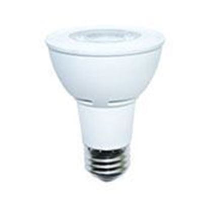 Picture of LED Bulbs PAR Outdoor Indoor Reflector PAR20 Spot (Narrow Flood) 25 Degree 5000K 7PAR20 XtraBrite AW Dimmable SP 12YR (UP TO 75W HALOGEN REPLACEMENT)