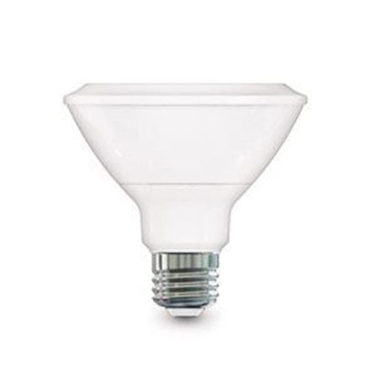 Picture of LED Bulbs PAR Outdoor Indoor Reflector PAR30 Shortneck Spot (Narrow Flood) 25° 3000K 12PAR30 30K FL25 SN Dimmable