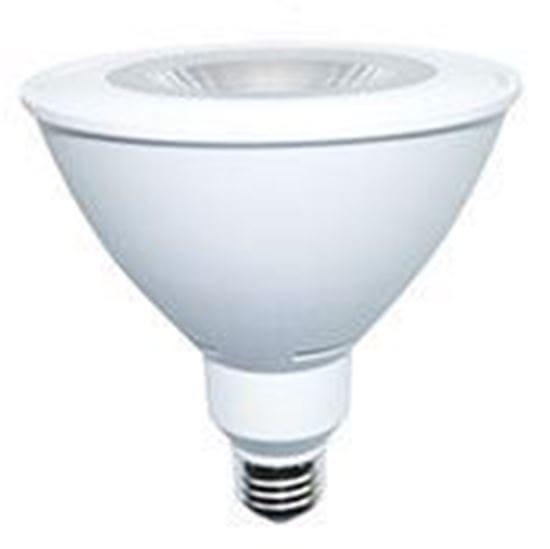 Picture of LED Bulbs PAR Outdoor Indoor Reflector PAR38 120V Flood 40 Degree 3000K 17PAR38 HG9030 FL W