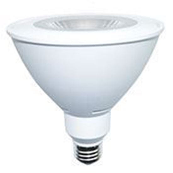 Picture of LED Bulbs PAR Outdoor Indoor Reflector PAR38 120V Flood 40 Degree 5000K 17PAR38 AWX9050 FL W