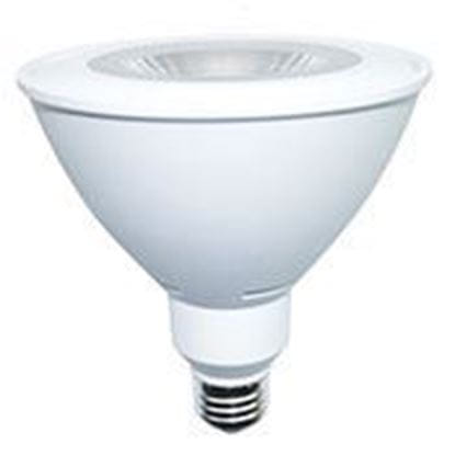 Picture of LED Bulbs PAR Outdoor Indoor Reflector PAR38 120V Spot (Narrow Flood) 25 Degree 5000K 17PAR38 AWX9050 SP W