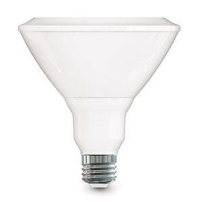 Picture of LED Bulbs PAR Outdoor Indoor Reflector PAR38 120V Spot (Narrow Flood) 25° 5000K 19PAR38 50K 25D Dimmable 3yr