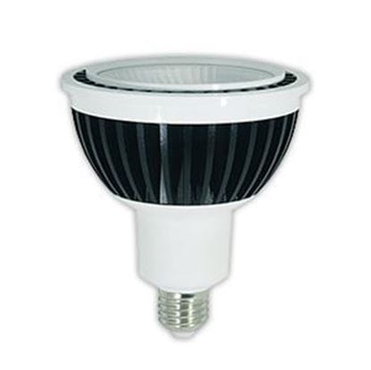 Picture of LED Bulbs PAR Outdoor Indoor Reflector PAR38 277V Flood 40 Degree 5000K 15PAR38 FL 50K 38 120-277V