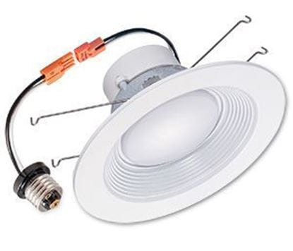 Picture of LED Retrofits Downlights 5-to-6 Inch 60W Incandescent-Equiv. RETROFIT 5-6IN 10.5W 3K 7YR
