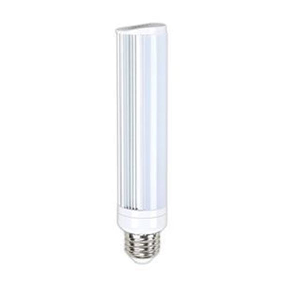 Picture of LED Bulbs Tubular Screw-In 60W Equiv. 5000K 8T11 180º FROST 5K 120-277V