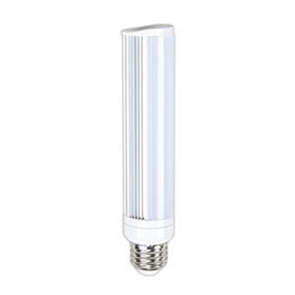 Picture of LED Bulbs Tubular Screw-In 60W Equiv. 5000K 8T11 180º CL 5K 120-277V