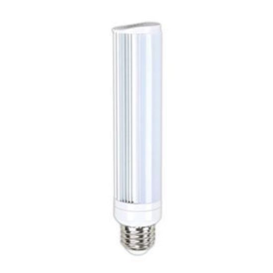 Picture of LED Bulbs Tubular Screw-In 60W Equiv. 5000K 8T11 180º CL 5K 120-277V