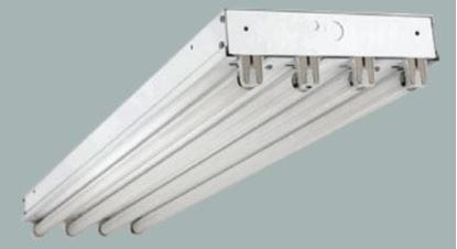 Picture of Fluorescent 4' Channel 20YR Hybrid Program-Start Ballast 4 Lamp F32T8 4-F32T8