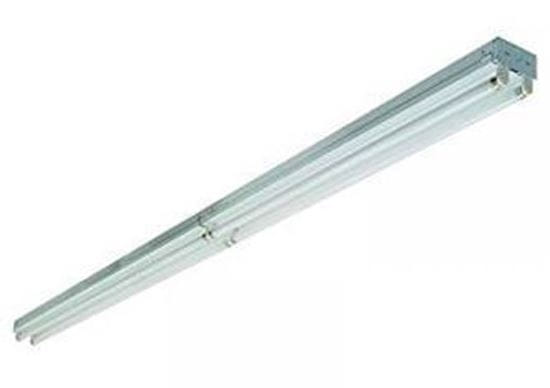 Picture of Fluorescent 8' Channel 30YR Electronic Instant Start Ballast 4 Lamp F32T8 4-F32T8 8FT TANDEM