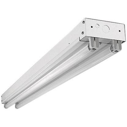 Picture of Fluorescent 8' Channel 30YR Electronic Rapid Start Ballast 2 Lamp F96T12 2-F96 30 YR EC (H1296)