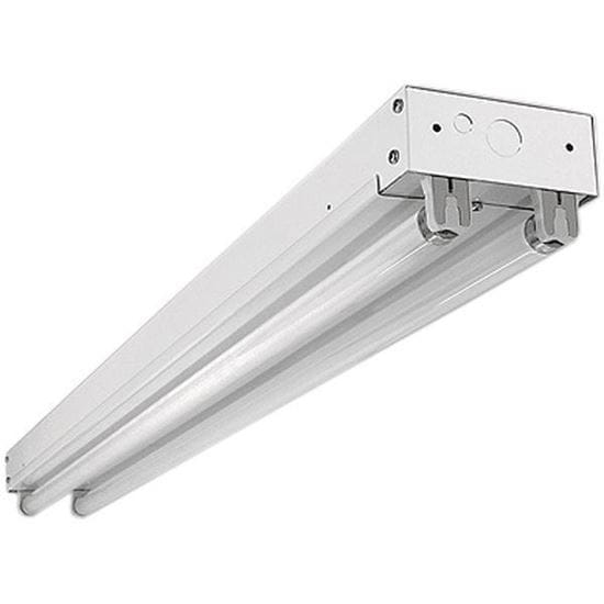 Picture of Fluorescent 8' Channel 30YR Electronic Rapid Start Ballast 2 Lamp F96T12 HO 2-F96HO 30 YR EC