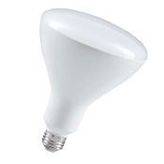 Picture of LED Bulbs Indoor Reflector BR40 3000K 17BR40 HEARTHGLO Dimmable XWFL 10YR (120W REPLACEMENT)