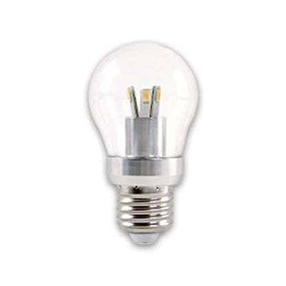 Picture of LED Bulbs 3W A17 CL 2700K Dimmable RESIDENTIAL 2YR