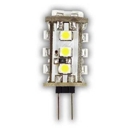 Picture of LED Bulbs Miniatures and Indicators G4 Indicator Lamp JC.7W 35K 12V-G4