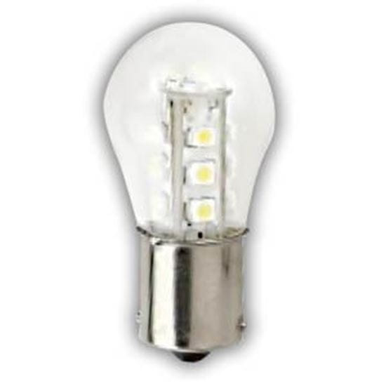 Picture of LED Bulbs Miniatures and Indicators Single Contact Bayonet Base 1S8 CL 35K BA15S 12V