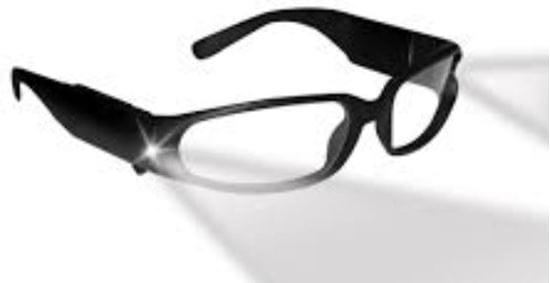 Picture of LightSpecs LED Safety Glasses - Z274