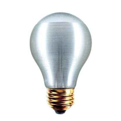 Picture of Light Bulbs Incandescents Decoratives A19 150 Watt Replacement Frost medium 150A21 SRS NYLON 12MW