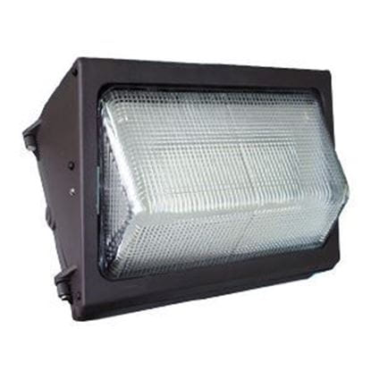 Picture of LED Outdoor Medium Wallpack 100MH Equiv 5000K 40W XTREME DUTY 7YR